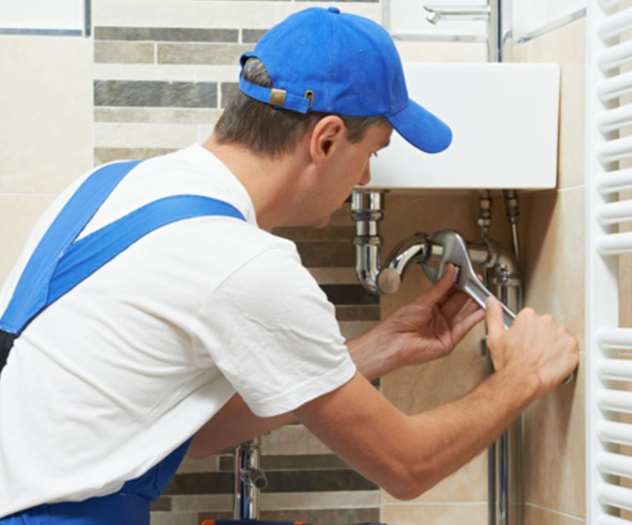 Plumbing issues must be addressed by a professional plumber